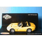 Tvr Tuscan Open Yellow Vitesse 35701 1/43 Roadster