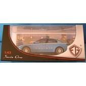 Alfa Romeo 159 2006 Polizia Edison Eg 1/43 Bleu Azur