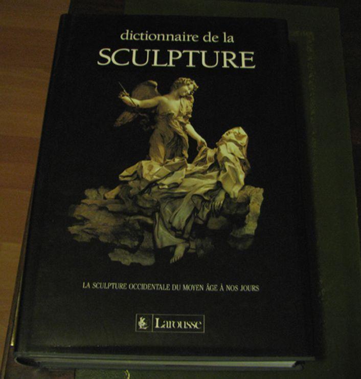 Dictionnaire De La Sculpture - La Sculpture Du Moyen Age � Nos Jours de Collectif