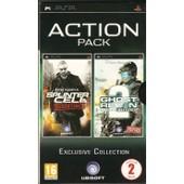 Splinter Cell, Essentials + Tom Clancy's Ghost Recon, Advance Warfighter 2