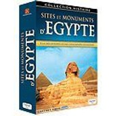 Sites Et Monuments D'egypte - Coffret 5 Dvd