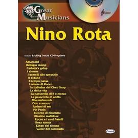 NINO ROTA GREAT MUSICIANS + CD