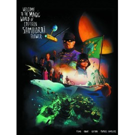 Welcome to the magic world of captain samourai