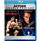 Bloodsport (Tous Les Coups Sont Permis) + Timecop Blu-Ray de Arnold Newt