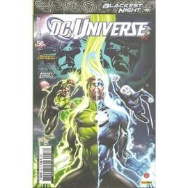 Dc ( D.C. ) Universe N� 58 :