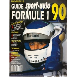 Sport Auto Hors-S�rie N� 12 : Guide Formule 1 90