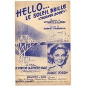 Hello... Le Soleil Brille