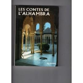 LES CONTES DE L'ALHAMBRA - Washington Irving