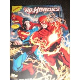 Dc Heroes N� 1 : Flash Saga Complete