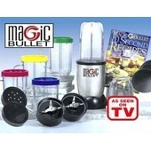 Magic bullet - Robot