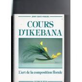 Cours D'ikebana de jenny bandi-pereira