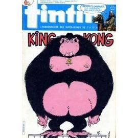 Le Journal De Tintin N� 607
