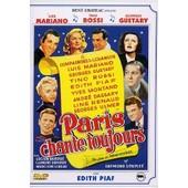 Paris Chante Toujours de Pierre Montazel