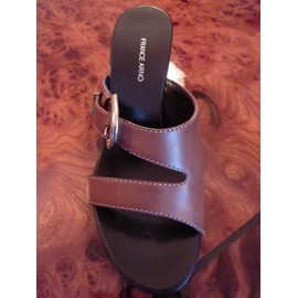 Chaussures Nu-Pieds Marron France Arno T36