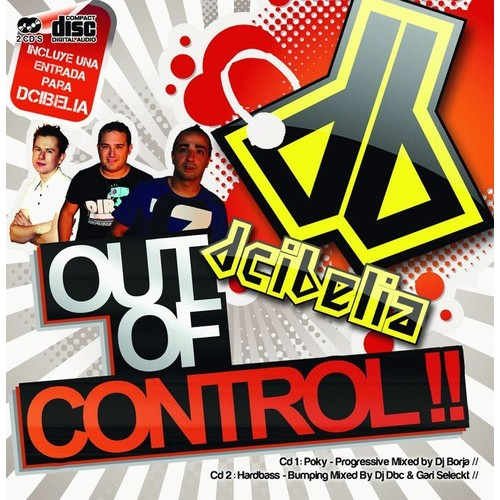 DCIBELIA:OUT OF CONTROL