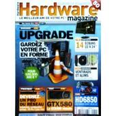 Hardware Magazine N�50 N� 50 : Nouvelle Formule - Upgrade, Garder Son Pc En Forme