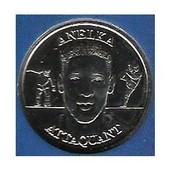 Piece Anelka Attaquant ( La Collection Officiel Des M�dailles)1999