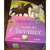 Coffret 5 Dvd Le Monde Des Chevaux de Philippe Lassale