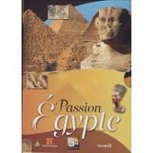 Coffret 5 Dvd : Passion Egypte de History Channel