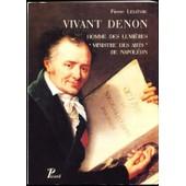 Vivant Denon - Homme Des Lumi�res