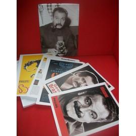 Georges Brassens coffret 6 collector photos Fnac.edition limitée