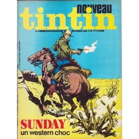 Nouveau Tintin N� 111 : Sunday
