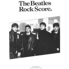 The Beatles Rock Score