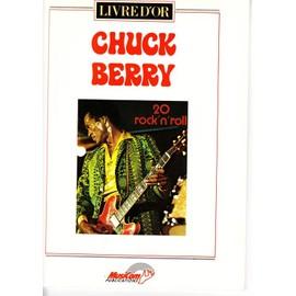 livre d'or chuck berry 20 rock'n'roll