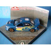 Subaru Impreza Wrc03 Rallye Gb Vitesse 1/43 Solberg Mills 43104