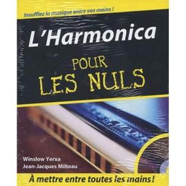ID MUSIC POUR LES NULS HARMONICA CD