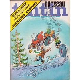 Nouveau Tintin N� 68 : Entretien Avec Jacques Chirac