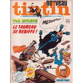 Nouveau Tintin Nouvelle Serie N 38 N� 178 : Tom Applepie
