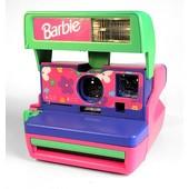 Polaroid Barbie - Appareil photo instantan�