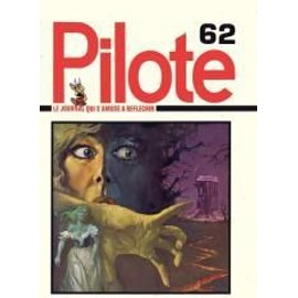 Recueil Du Journal Pilote N� 62
