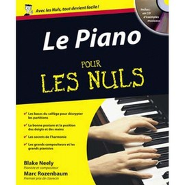 ID MUSIC POUR LES NULS PIANO CD