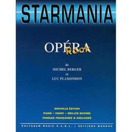 CARISCHMUSICOM STARMANIA OPERA ROCK