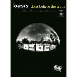 ID MUSIC OASIS: DON T BELIEVE THE TRUTH (TAB)
