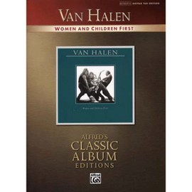 ID MUSIC VAN HALEN WOMEN AND CHILDREN FIRST GUITAR TAB