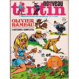 Nouveau Tintin 1976 Nouvelle Serie N 18 N� 158 : Olivier Rameau
