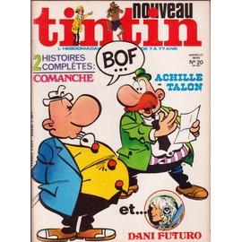 Nouveau Tintin 1976 Nouvelle Serie N 20 N� 160 : Comanche