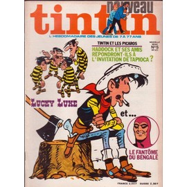 Nouveau Tintin Nouvelle Serie N 5 N� 145 : Lucky Luke