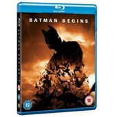 Batman Begins - Blu-Ray de Nolan Christopher