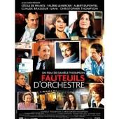 Fauteuils D'orchestre - Affiche De Cin�ma - 120x160 Cm
