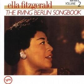 IRVING BERLIN SONGBOOK 2 FITZGERALD,ELLA
