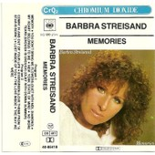 Cassette Audio Barbara Streisand - Memories