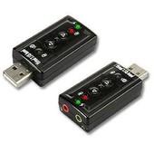 ConnectLand 01070582 - Mini Adaptateur USB Audio