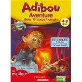 Adibou Aventure Dans Le Corps Humain 4-8 Ans