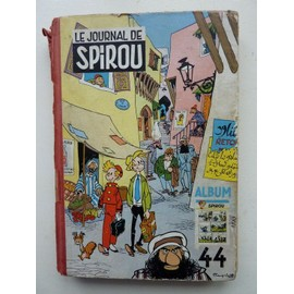 Album Du Journal De Spirou N�44