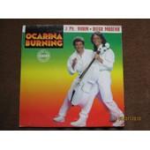 Ocarina Burning - J.Ph Audin / Diego Modena