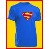 T-Shirt Superman Neuf De S � Xxl Qualit� +++